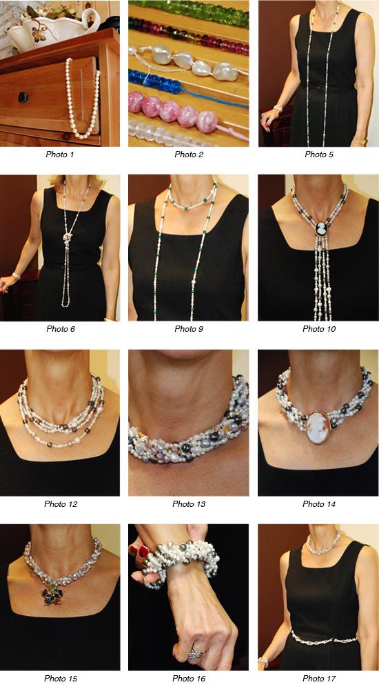 collier perle tendance 2015